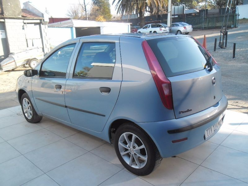 used fiat punto 1 3 jtd active 5dr for sale in gauteng id 1570558. Black Bedroom Furniture Sets. Home Design Ideas