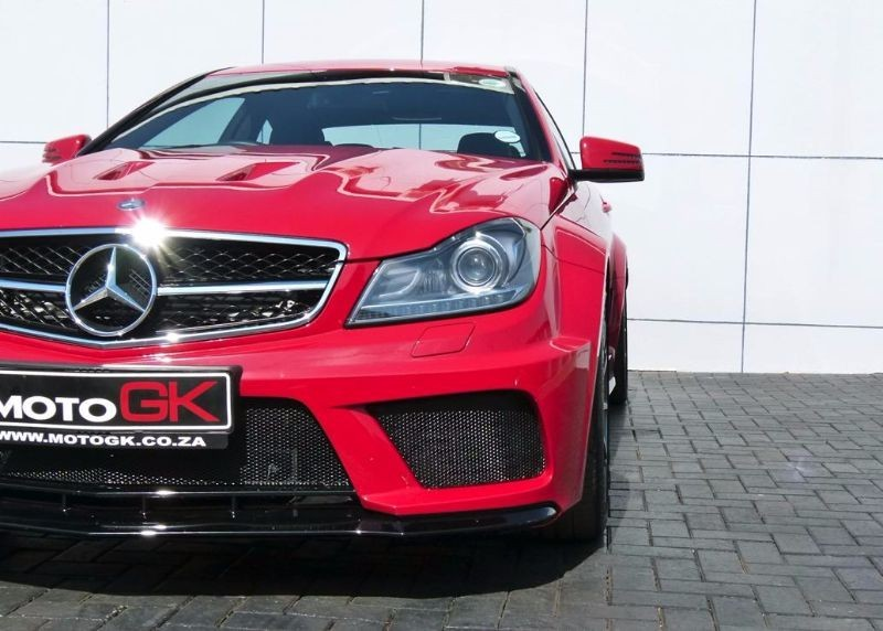 Used mercedes benz c class c63 amg coupe black series for for 2013 mercedes benz c class c63 amg