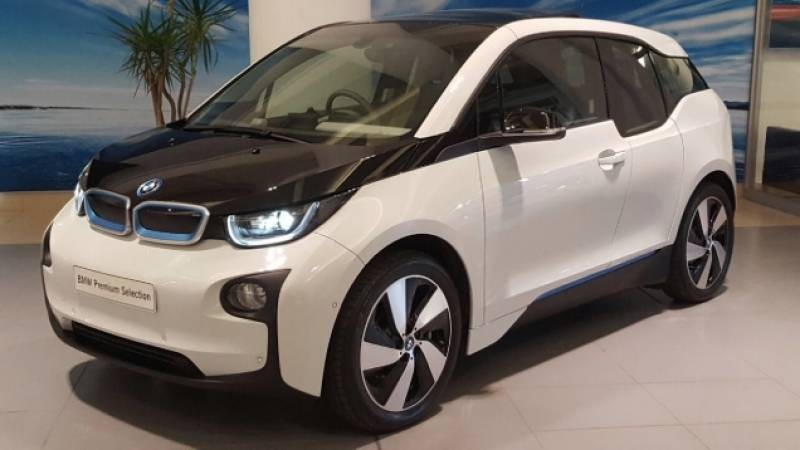 used bmw i3 rex for sale in western cape id 1570652. Black Bedroom Furniture Sets. Home Design Ideas