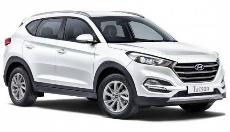 hyundai tucson manual transmission review
