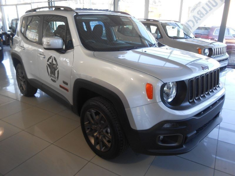 used jeep renegade 1 4 tjet ltd awd auto 75th for sale in. Black Bedroom Furniture Sets. Home Design Ideas