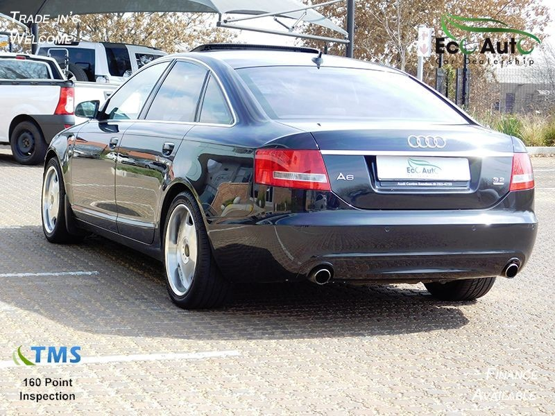 used audi a6 3 2 fsi quattro tiptronic for sale in gauteng id 1571476. Black Bedroom Furniture Sets. Home Design Ideas