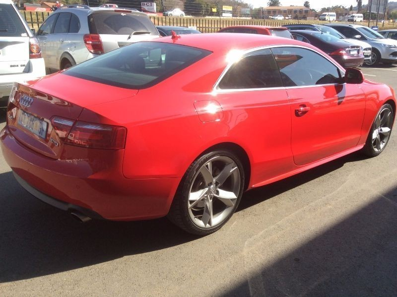 used audi a5 3 0 tdi quattro tip for sale in gauteng id 1571714. Black Bedroom Furniture Sets. Home Design Ideas