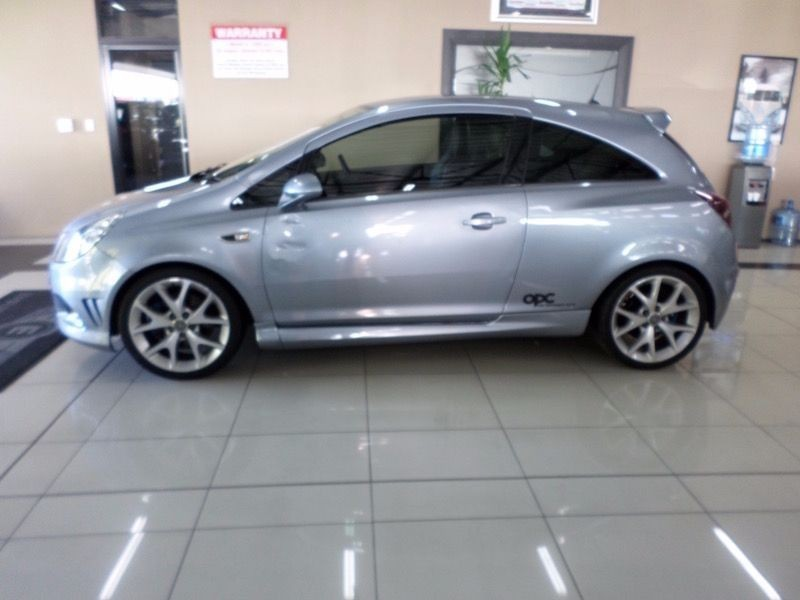 Used Opel Corsa 1 6 Opc For Sale In Western Cape Cars Co