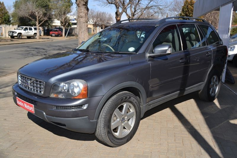 used volvo xc90 2 5t awd 2006 auto for sale in free state id 1572241. Black Bedroom Furniture Sets. Home Design Ideas