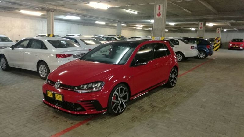 used volkswagen golf vii gti 2 0 tsi dsg clubsport for sale in eastern cape id. Black Bedroom Furniture Sets. Home Design Ideas