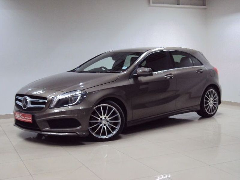 used mercedes benz a class a 200d cdi amg 7g tronic xenon 19 inch for sale in gauteng. Black Bedroom Furniture Sets. Home Design Ideas