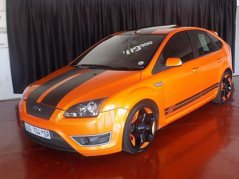 used ford focus 2 5 st 5dr for sale in gauteng id 1573007. Black Bedroom Furniture Sets. Home Design Ideas