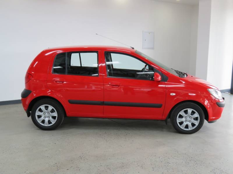 used hyundai getz 1 4 for sale in western cape. Black Bedroom Furniture Sets. Home Design Ideas