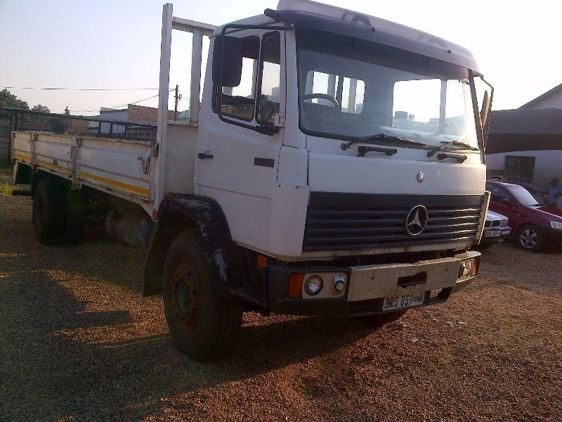 used mercedes benz commercial truck for sale in limpopo
