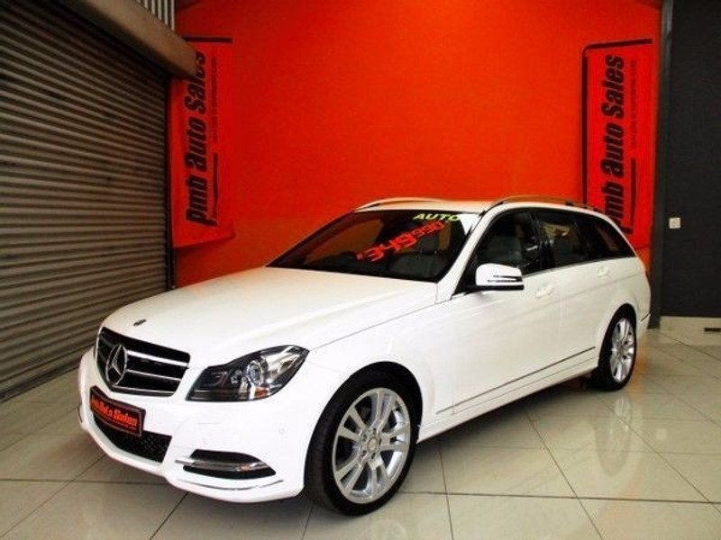 Used mercedes benz c class c250 exclusive auto station for Used mercedes benz station wagons for sale