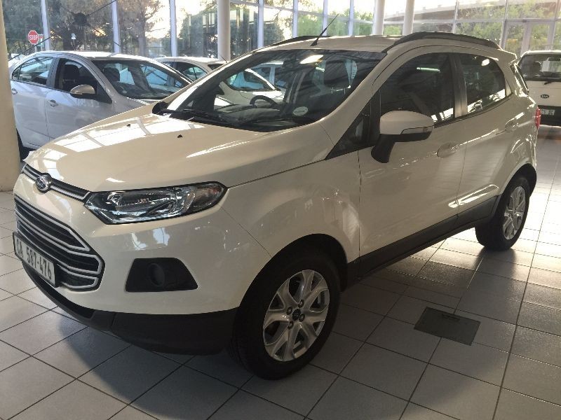 used ford ecosport ford ecosport 1 5tdci trend for sale in western cape id 1573848. Black Bedroom Furniture Sets. Home Design Ideas