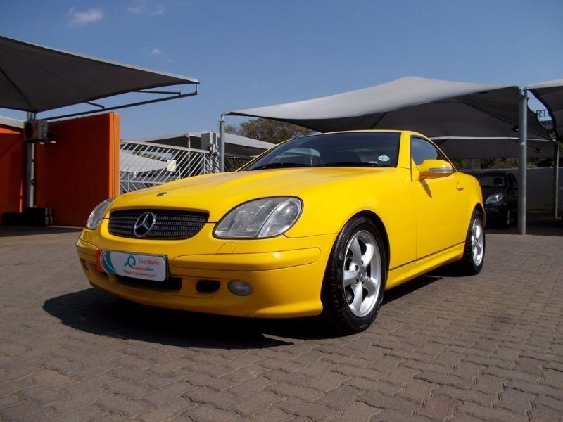used mercedes benz slk class slk 320 a t for sale in gauteng id 1573969. Black Bedroom Furniture Sets. Home Design Ideas