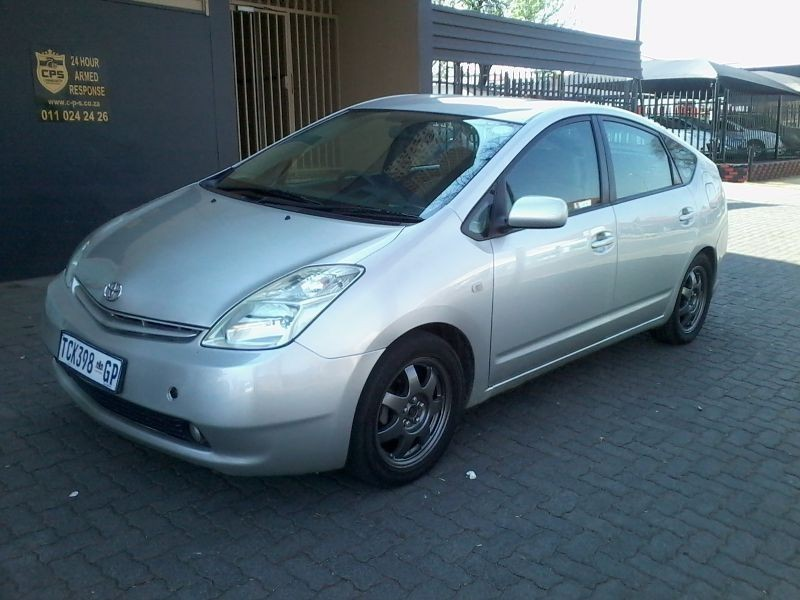 used toyota prius for sale in gauteng id 1574171. Black Bedroom Furniture Sets. Home Design Ideas