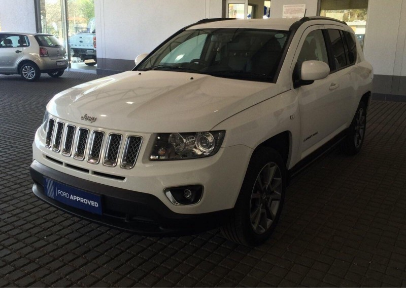 used jeep compass 2 0 ltd auto for sale in gauteng id 1574361. Black Bedroom Furniture Sets. Home Design Ideas