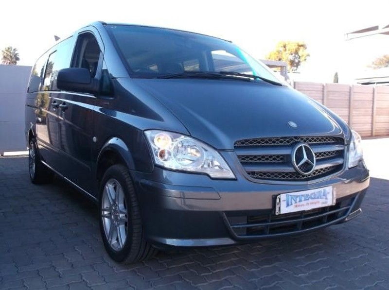 Used mercedes benz vito 116 cdi shuttle for sale in for Mercedes benz shuttle