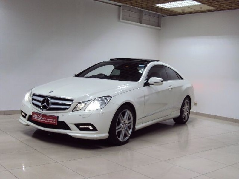 Used mercedes benz e class e350 coupe amg 7g tronic nav for Mercedes benz g class 2010 for sale