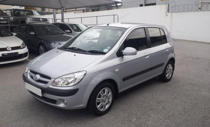 used hyundai getz 1 5 crdi hs for sale in western cape id 1575105. Black Bedroom Furniture Sets. Home Design Ideas