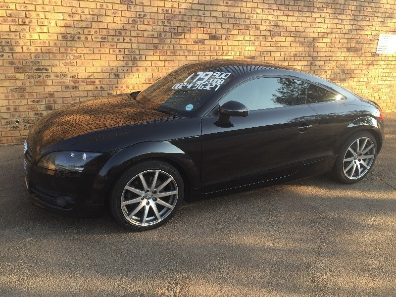 used audi tt fsi coupe a t for sale in gauteng id 1575812. Black Bedroom Furniture Sets. Home Design Ideas