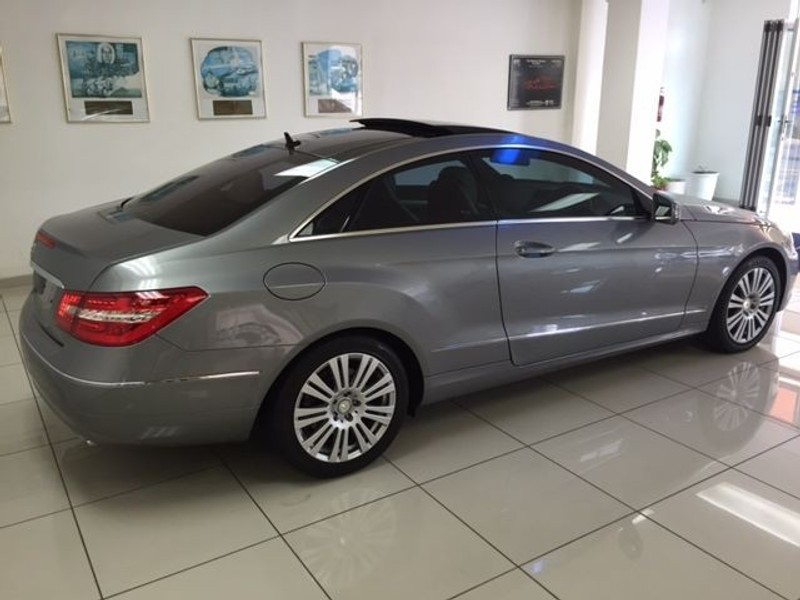 Used Mercedes Benz E Class E 350 Coupe For Sale In Kwazulu