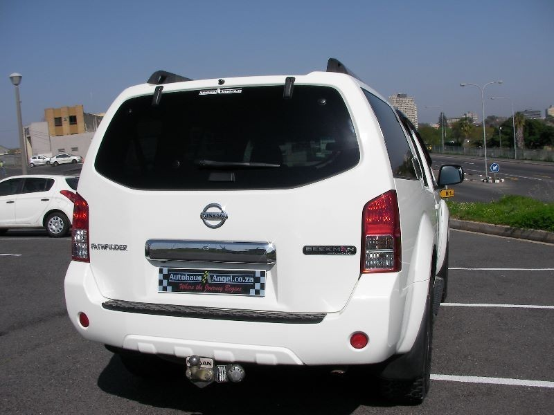 Used Nissan Pathfinder 4 0 V6 A T L11 14 For Sale In