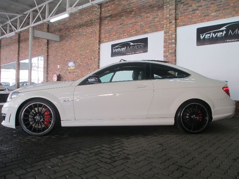 Used mercedes benz c class amg coupe c63 s for sale in for 2012 mercedes benz c63 amg coupe for sale