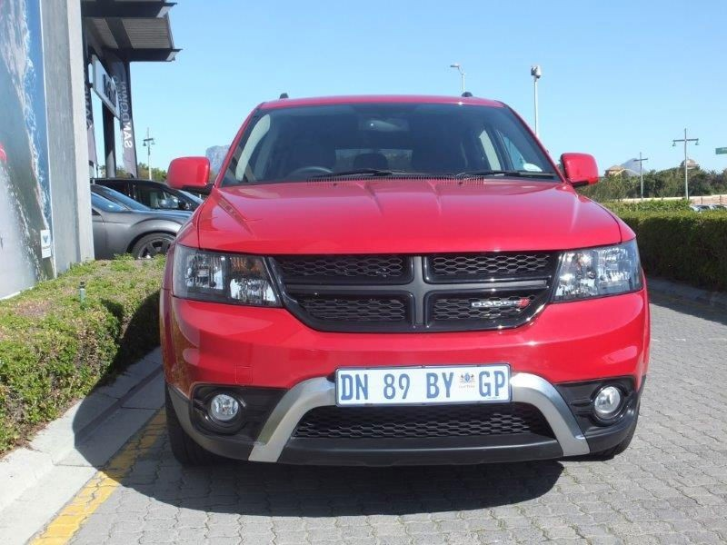 used cars dodge journey western cape