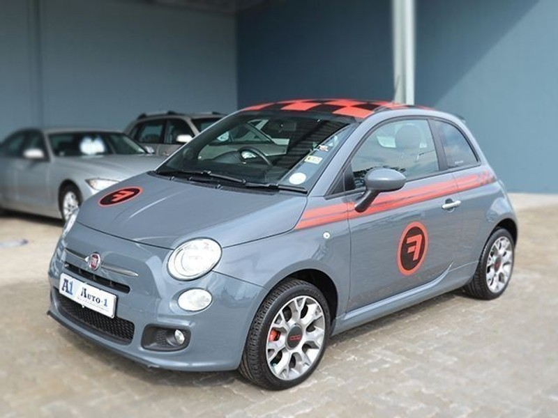 used fiat 500 1 4 sport for sale in eastern cape id 1576712. Black Bedroom Furniture Sets. Home Design Ideas