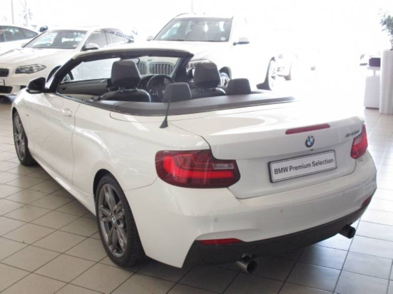 used bmw m2 m235 convertible auto f23 for sale in gauteng id 1576833. Black Bedroom Furniture Sets. Home Design Ideas