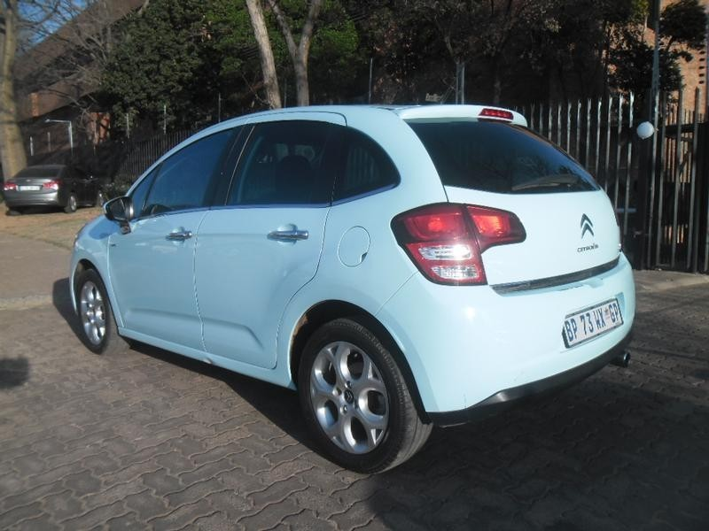 used citroen c3 1 6 vti exclusive for sale in gauteng. Black Bedroom Furniture Sets. Home Design Ideas