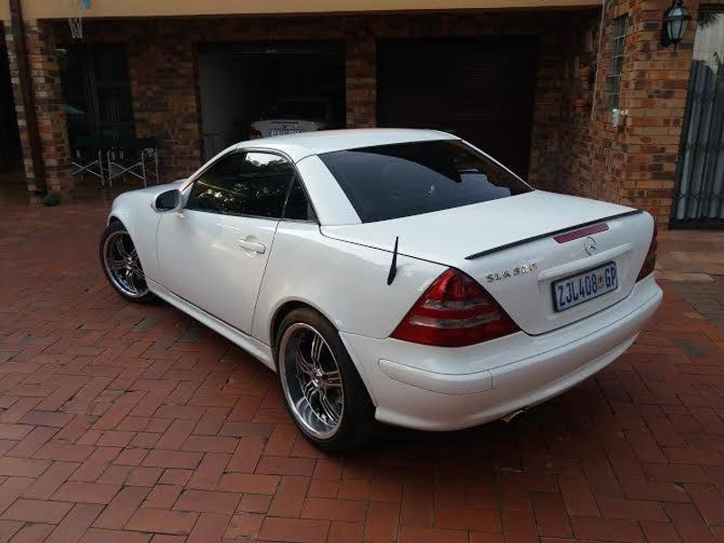 used mercedes benz slk class slk 320 a t for sale in gauteng id 1577854. Black Bedroom Furniture Sets. Home Design Ideas