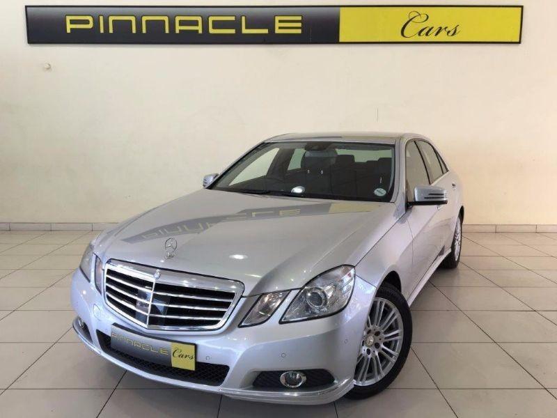 Used mercedes benz e class e500 elegance auto for sale in for Mercedes benz e class e500