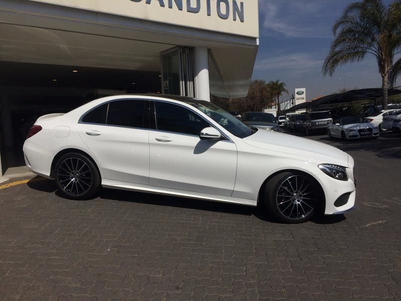 Used mercedes benz c class 2016 mercedes c250 amg sports for Used mercedes benz c250 for sale
