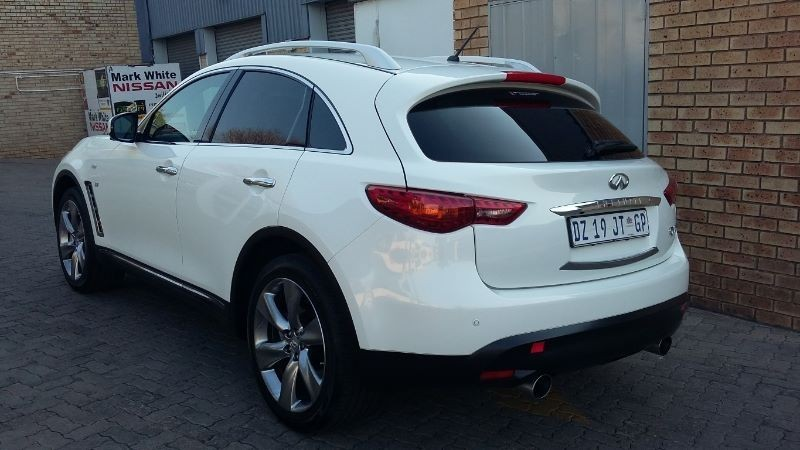 used infiniti qx70 fx37 s premium for sale in gauteng id 1578022. Black Bedroom Furniture Sets. Home Design Ideas