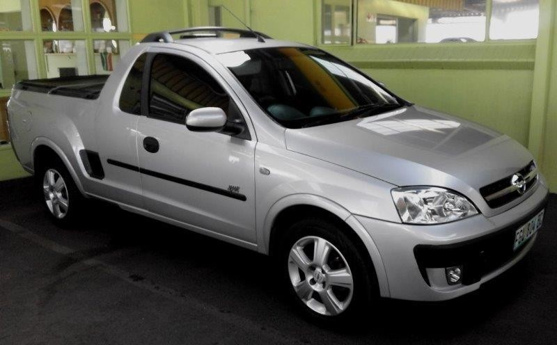 Used Opel Corsa Utility 1 8 Sport P  U S  C For Sale In Gauteng