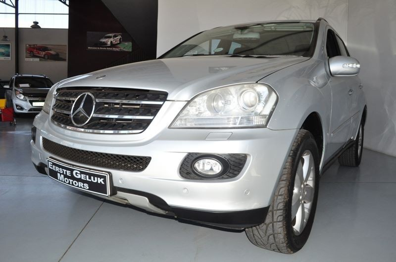 Used mercedes benz m class ml 500 f l for sale in free for Mercedes benz ml 2006 for sale