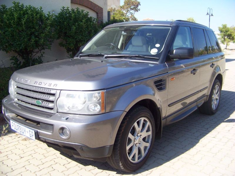 used land rover range rover sport hse 4 4 v8 for sale in. Black Bedroom Furniture Sets. Home Design Ideas