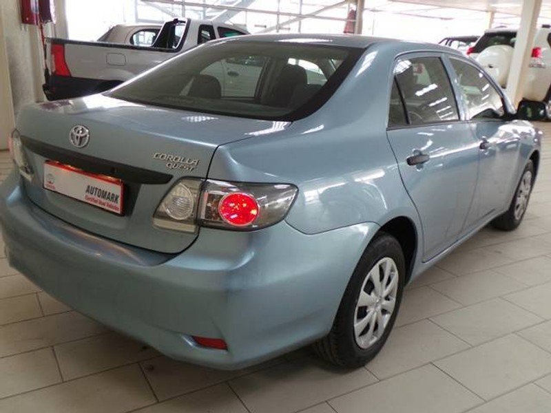 Used Toyota Corolla Quest 1 6 For Sale In Gauteng Cars Co Za Id 1579115