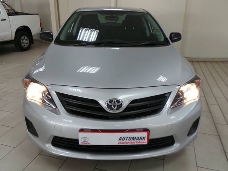 Used Toyota Corolla Quest 1 6 Plus For Sale In Gauteng Cars Co Za Id 1579118