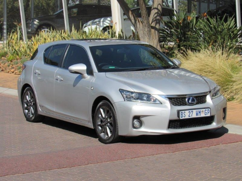 Used Lexus CT 200H F-Sport Hybrid Auto 5Dr for sale in Gauteng - Cars ...