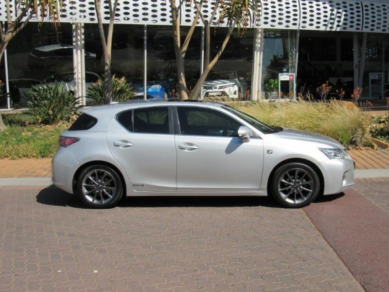 used lexus ct 200h f sport hybrid auto 5dr for sale in gauteng id 1579300. Black Bedroom Furniture Sets. Home Design Ideas