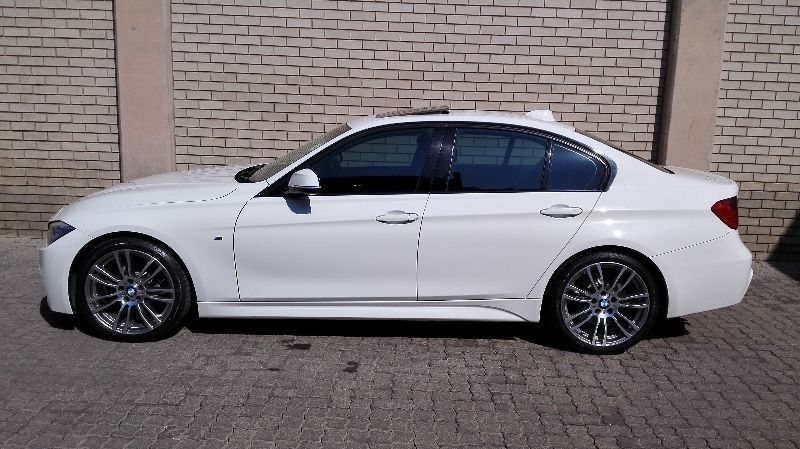 bmw 3 series 330d m sport line a t f30 for sale in gauteng   cars co