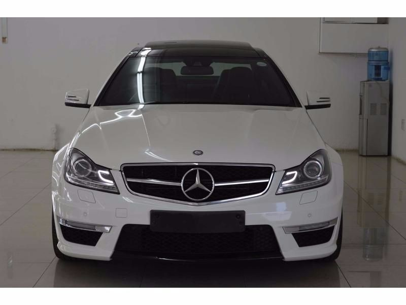 used mercedes benz c class c63 amg coupe for sale in gauteng id 1579376. Black Bedroom Furniture Sets. Home Design Ideas