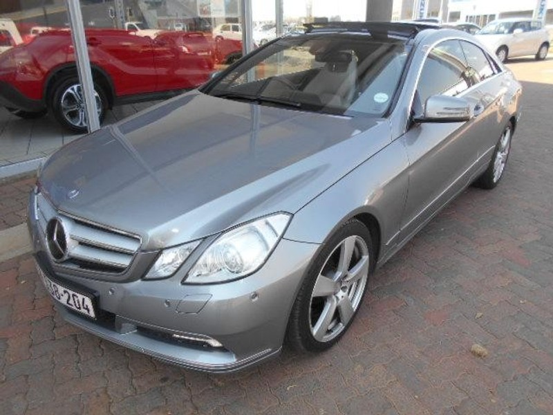 used mercedes benz e class e 500 coupe for sale in gauteng id 1579640. Black Bedroom Furniture Sets. Home Design Ideas
