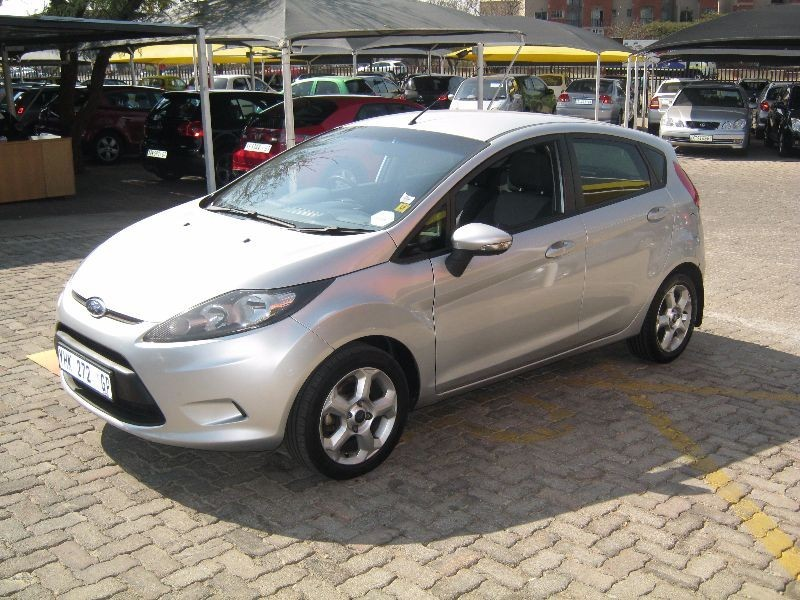 used ford fiesta 1 6 tdci trend 5dr for sale in gauteng id 1580531. Black Bedroom Furniture Sets. Home Design Ideas