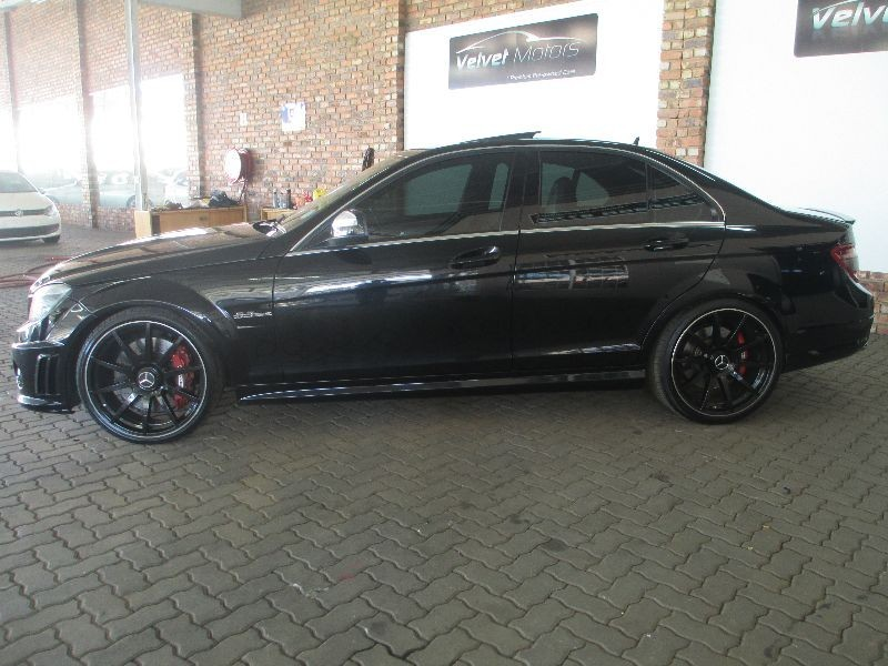 Used mercedes benz c class c63 amg for sale in gauteng for 2008 mercedes benz c300 for sale