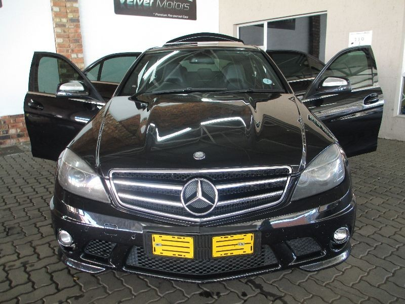used mercedes benz c class c63 amg for sale in gauteng id 1580733. Black Bedroom Furniture Sets. Home Design Ideas