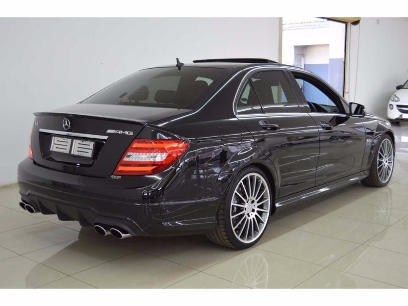 Used mercedes benz c class c63 amg for sale in gauteng for 2013 mercedes benz c class c63 amg