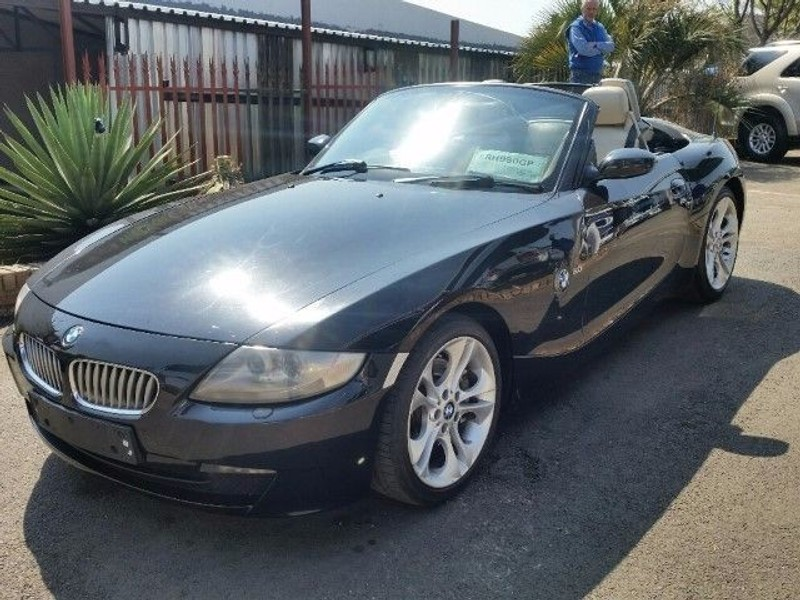 used bmw z4 roadster a t e85 for sale in gauteng id 1581357. Black Bedroom Furniture Sets. Home Design Ideas