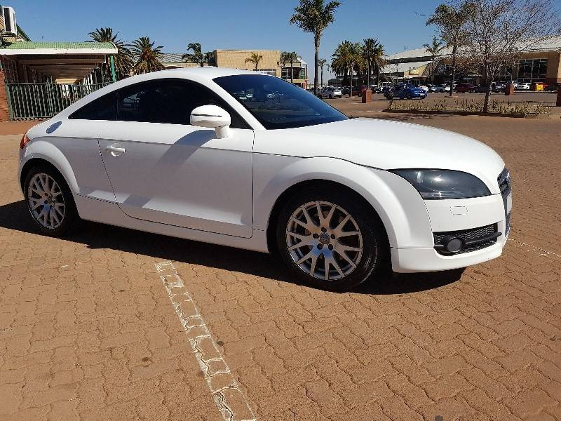used audi tt fsi coupe a t for sale in gauteng cars. Black Bedroom Furniture Sets. Home Design Ideas